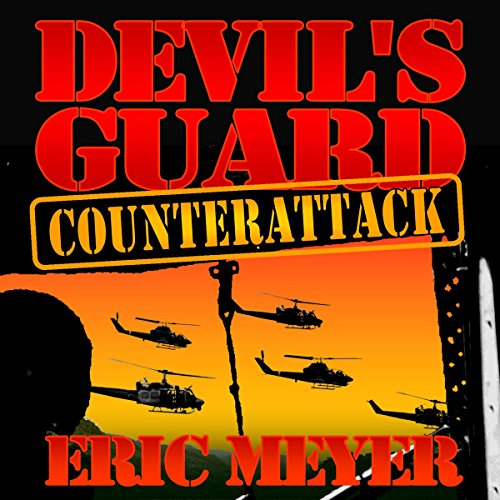 Devil's Guard Counterattack audiobook cover art