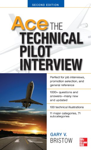Ace The Technical Pilot Interview 2/E (English Edition)