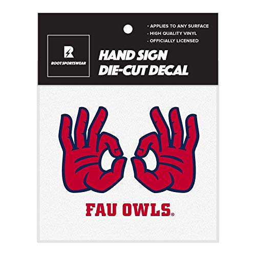 Root Sportswear NCAA College Hand Sign 5