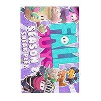 AA フォールガイズ ジグソーパズル 300ピース 知育パズル 木製素材 キャラクター パズル アニメパターン 萌えグッズ 子供 初心者向け ギフト プレゼント