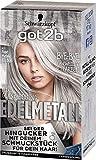 SCHWARZKOPF GOT2B Edelmetall M71 Pearl Metallic Silber, 1er Pack (1 x 142 ml)