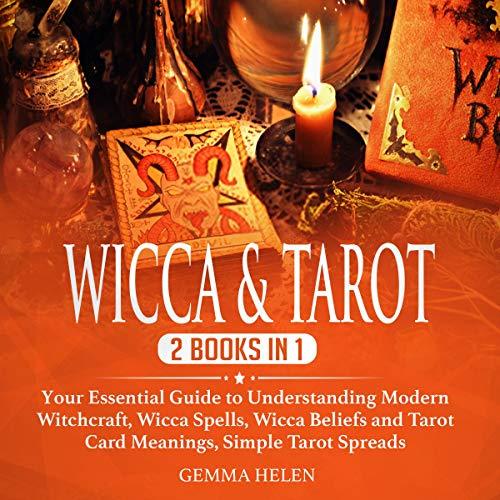 Wicca & Tarot: 2 Books in 1 cover art