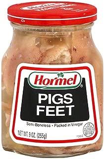 Hormel Semi-Boneless Pickled Pigs Feet  ( 2 - 9 Ounce Jars )