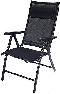 Lounge Chair Recliners Thicken Folding Chair Office Lunch Break Living Room Computer Chair Balcony Siesta Chair Portable Travel Beach Chair