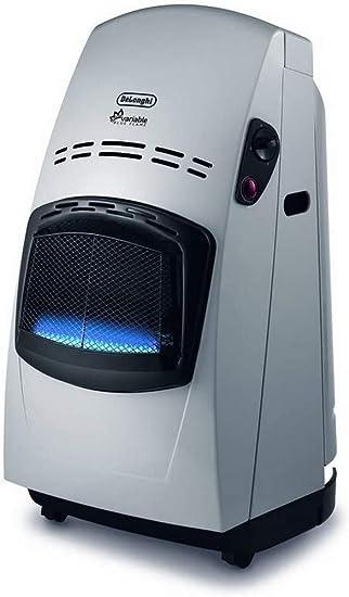 DeLonghi/ 4200/W Avec thermostat noir//argent/é /Radiateur