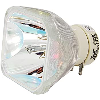 Replacement for Philips Phi//687 Bare Lamp Only Projector Tv Lamp Bulb by Technical Precision