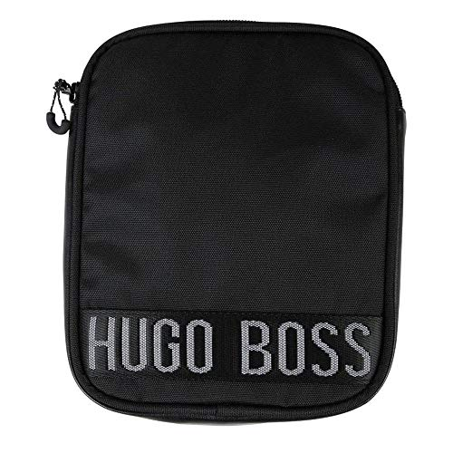 Hugo Boss Small Messenger Logo Bag BLACK ONE SIZE