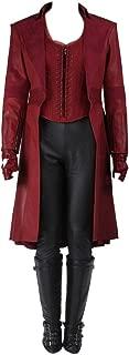 scarlet witch civil war costume