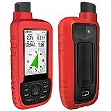 TUSITA Funda Compatible con Garmin GPSMAP 66s 66st 66sr - Case Protectora de Silicona Skin - Accesorios para GPS de Mano