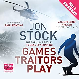Games Traitors Play cover art