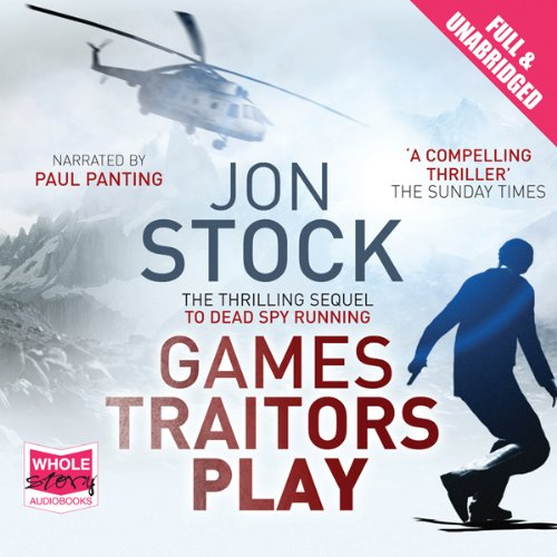 Games Traitors Play audiobook cover art