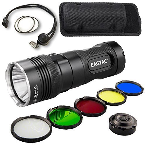 eagletac Mx25l4 Sbt-90 kit Lampe Torche LED Sbt-90 LED – Kit de Base ou Modèle
