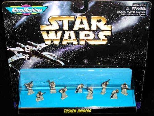 Star Wars – Micro Machines 66080 – Figure Set Tusken Raiders