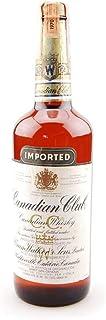 Whisky 1970 Canadian Club Whisky Hiram Walker