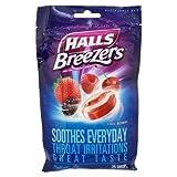 Halls Fruit Breezer Cool Berry by Halls