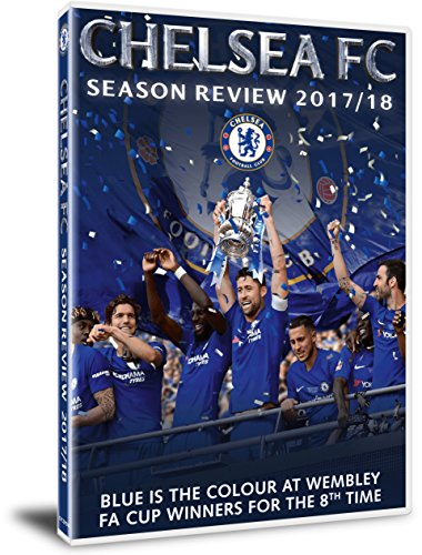 Chelsea FC Season Review 2017/18 [DVD]