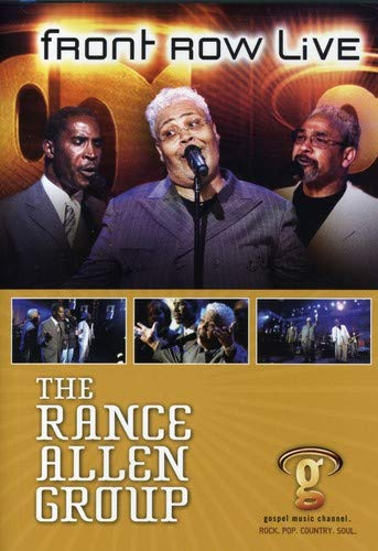 Front Row Live: The Rance Allen Group