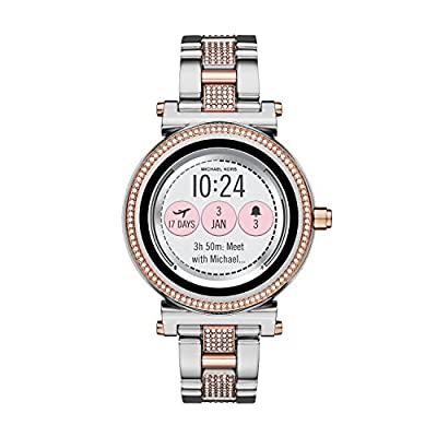 Michael Kors Access Sofie Touchscreen Smartwatch from Michael Kors Connected Watches Child Code