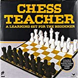 CHESS GAME FOR BEGINNERS: Learn the rules and master the moves of chess in no time with a step-by-step instructive guide! This chess learning game is ideal for training young or inexperienced players and getting them hooked to the #1 board game of al...