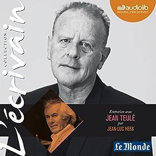 Couverture de Entretien avec Jean Teulé