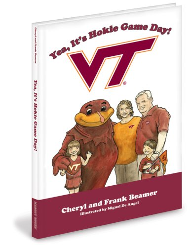 Yea, It's a Hokie Game Day!