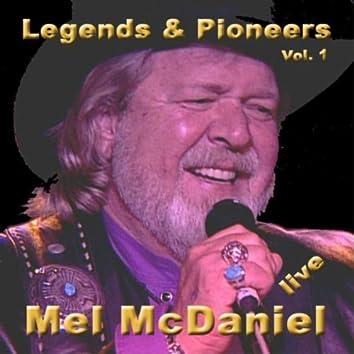 Legends & Pioneers - Live Vol. 1