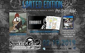 STEINS GATE ELITE  Limited Edition - PlayStation 4