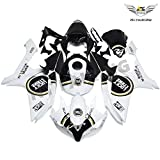NT FAIRING Lucky Strike Injection Mold Fairing Fit for Yamaha 2007 2008 YZF R1 R1000 YZF-R1 New Painted Kit ABS Plastic Motorcycle Bodywork Aftermarket 07 08 07R1