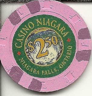 $2.50 casino niagara casino chip niagara falls ontario canada