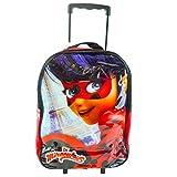 Miraculous Ladybug Wundertätige Marienkäfer Kinder 'S Large Budget hochklappen Trolley Tasche–Boardtasche