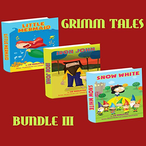 Grimm Tales Bundle III cover art