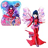 Winx Club Musa | Onyrix Fairy Muñeca World of Winx | Traje Mágico | 28 cm