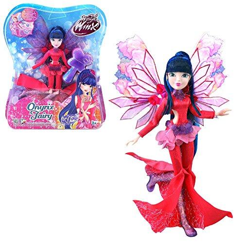 Winx Club Musa | Onyrix Fairy Puppe World of Winx | Magisches Gewand