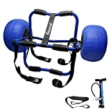 Newcod Kayak Cart, Kayak Dolly with 12-Inch Large Beach Balloon Wheels Tires for Sand