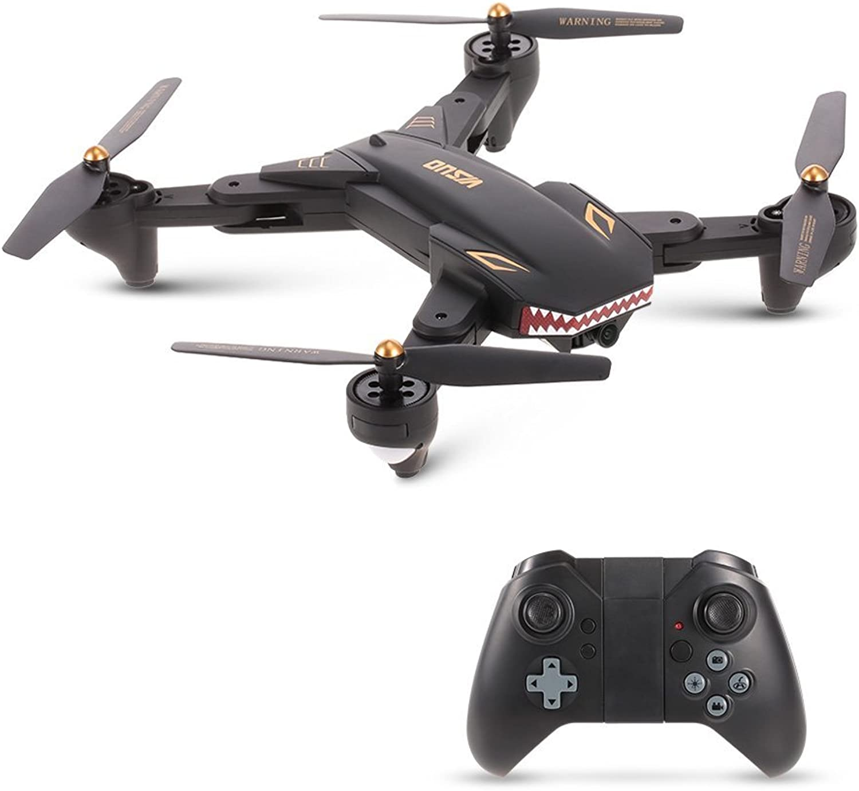 Goolsky VISUO XS809S 2.0MP Wide Angle Camera Wifi FPV Foldable Drone One Key Return Altitude Hold Gsensor Quadcopter