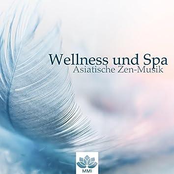 Wellness und Spa: Stressbewältigung, Hintergrund Instrumentalmusik, Asiatische Zen-Musik
