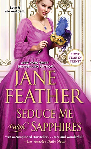 book cover of Seduce Me with Sapphires