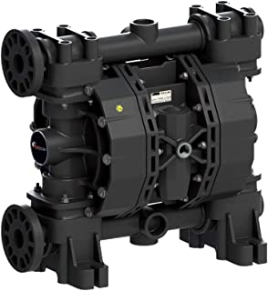 Wolflube Diaphragm Pump - Polypropylene - 1.1/2'' - For Oil and Diesel - Free Flow Rate 145 gpm