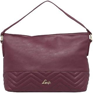 Lavie Choliya Hobo Women's Handbag (Purple)