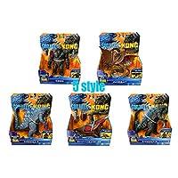 ゴジラvs kong toys of the Monstersスーパーラージ輝くボーカルPVCアクションフィギュアモデルコレクションギフト