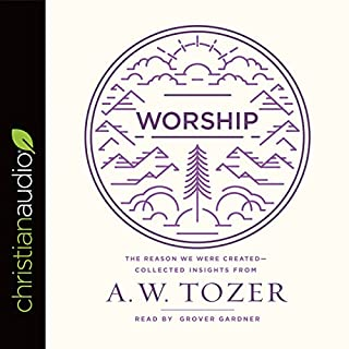 Worship audiobook cover art