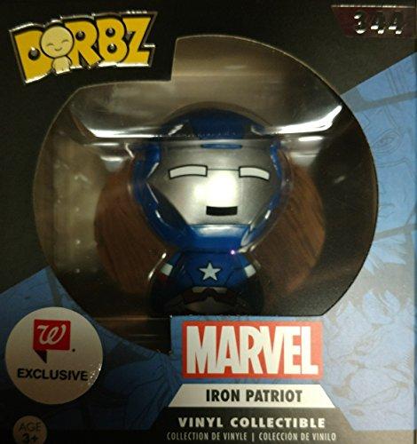 Dorbz: Marvel: Iron Man: Iron Patriot
