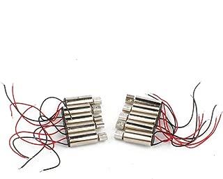 NW Powerful 10pcs 6x14mm Micro Vibration Motor 1.5V-4.5V 0.195A 19000RPM Strong Vibration