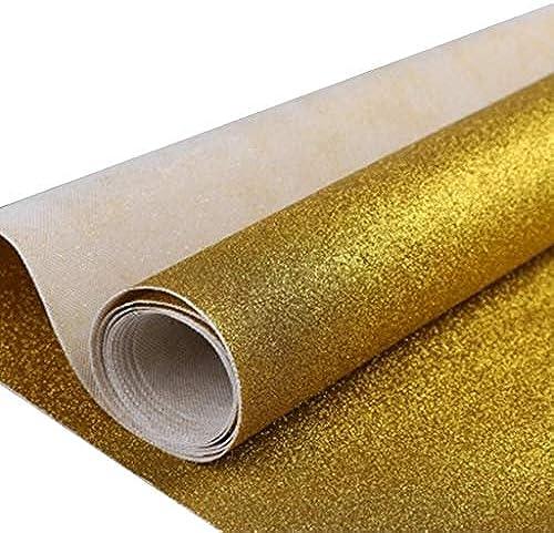 Goldener Teppich, Romantische Hochzeit Teppich Runner Party Bankett Teppich VIP Kanal Teppich, Dicke  0,65 Mm (Größe   1.2M×50M)