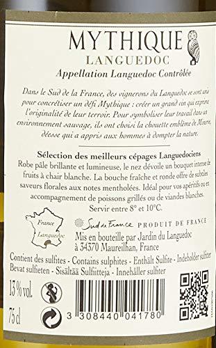 Mythique-Mythique-Languedoc-Blanc-Marsanne-JG-2018-trocken