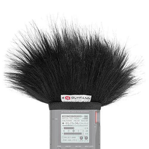 Gutmann Mikrofon Windschutz für Tascam DR-100 MKIII / MK3