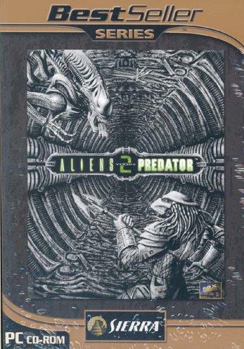 Sierra Best Sellers: Aliens vs Predator 2 (PC CD) [Importación Inglesa]