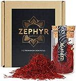 Zephyr zafferano in pistilli interi, confezione da 2 grammi