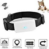 TKSTAR GPS Tracker, Mini Dogs Cats GPS Tracker Realtime Locator GPS / GSM / WIFI Location Finder Waterproof Mini Personal Pet GPS Tracker with Free APP Tracking TK911