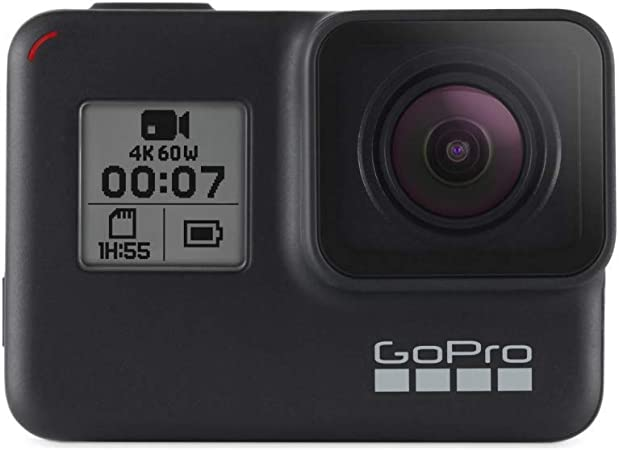 Gopro Hero7 Black Waterproof Digital Action Camera With Touchscreen 4k Hd Videos 12 Mp Photos Live Streaming Stabilization Amazon De Sports Outdoors